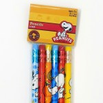 Snoopy Poses Pencils