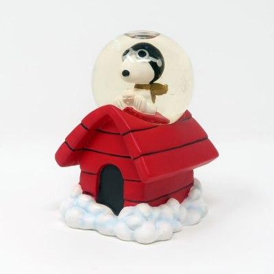 Snoopy Flying Ace Snow Globe