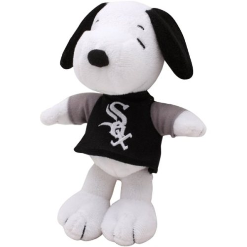 Snoopy's been drafted to the MLB