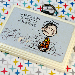 Click to view Peanuts Plaques from Hallmark