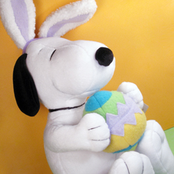 Peanuts Easter Shop