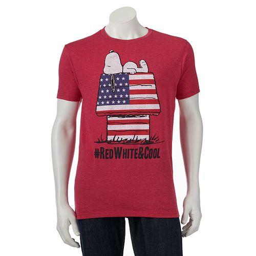 Americana Snoopy Shirts at Kohl's