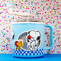 Click to view Snoopy & Woodstock Ice Cream Maker