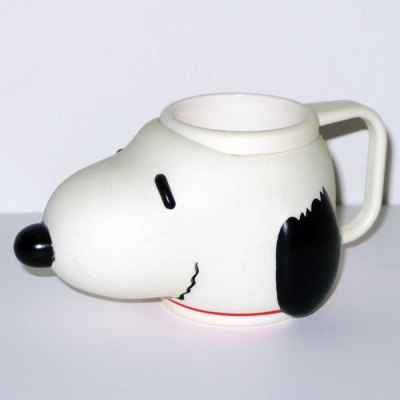 Snoopy Personalities Plastic Cup