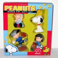 Peanuts Set of PVC Figurines