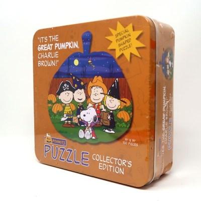 Peanuts Great Pumpkin Halloween Puzzle