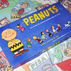 Click to View Peanuts Colorforms
