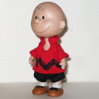 Charlie Brown Jointed Figurine