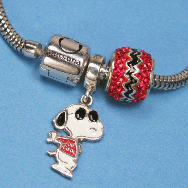 Joe Cool and Zig Zag Persona Beads