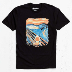 Charlie Brown's The Scream T-shirt