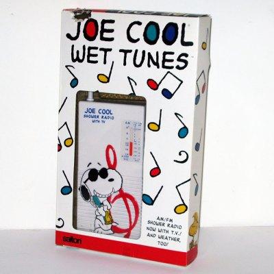 Joe Cool Wet Tunes Shower Radio