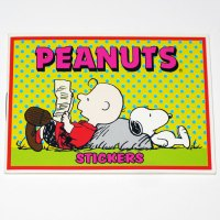 Peanuts Sticker and Activity Book
