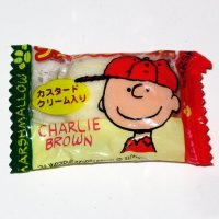 Charlie Brown Marshmallow Candy