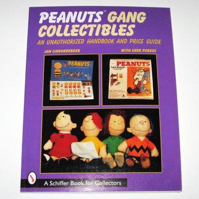 Peanuts Gang Collectibles Book