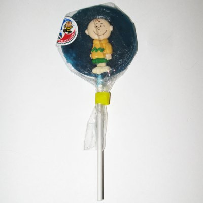 Charlie Brown Lollipop