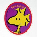 Woodstock Oval Sticker