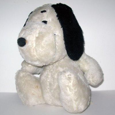 Snoopy Sitting Plush Toy