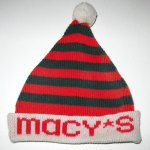 Snoopy Macy's Christmas Hat