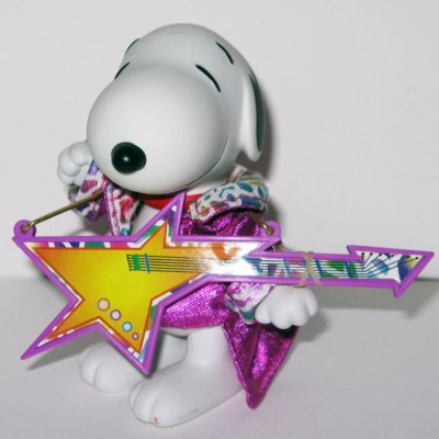 Snoopy World Famous Rock Star Doll