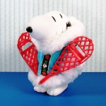 Snoopy in Alaska Doll