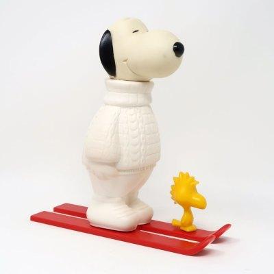 Avon Snoopy's Ski Team Bubble Bath