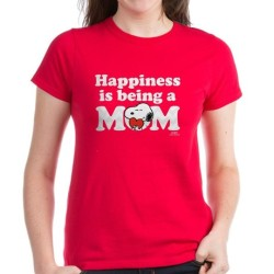 Happiness is being a Peanuts Mom