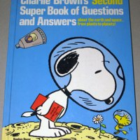 Charlie Brown's Second Book of Questions & Answers
