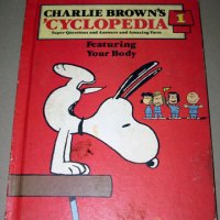 Charlie Brown's 'Cyclopedia, Featuring Your Body, Vol. 1