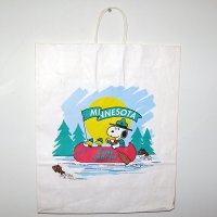 Knott's Camp Snoopy Shopping Bag