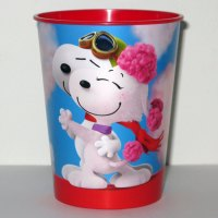 Snoopy & Fifi Peanuts Movie Party Cup