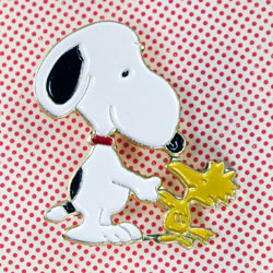 Pin it! Snoopy Style