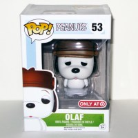 Olaf POP! Figurine
