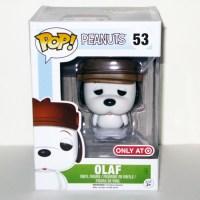 Olaf POP! Figurine