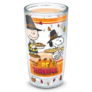 Peanuts Holiday Tervis Tumblers