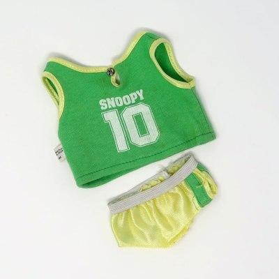 Snoopy Dress-Up Doll Basketball Player Outfit