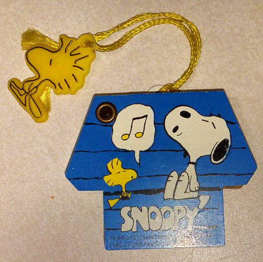 Snoopy Address Book