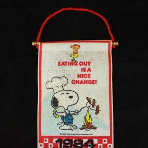 Snoopy Calendar Kit