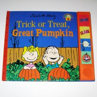 Trick or Treat, Great Pumpkin Book