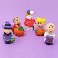 Peanuts Halloween Merry Miniatures