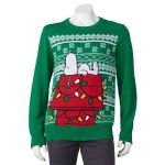 Click to shop Peanuts Christmas Shirts at Kohl's and support our site.