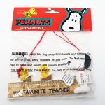Snoopy & Woodstock Teacher Christmas Ornament
