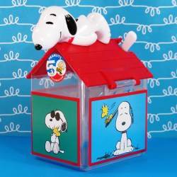 Click to shop Peanuts Candy Containers