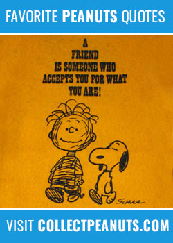 A friend is someone who accepts you for what you are