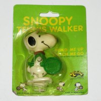 Tennis Snoopy Walker