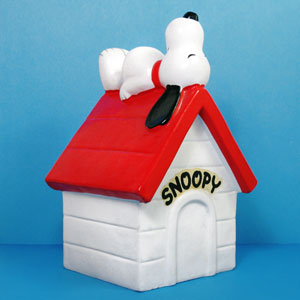 Snoopy's Doghouse Bank