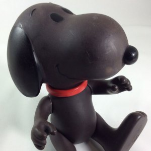 All-Black Snoopy Doll