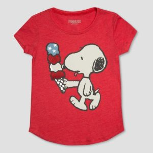 Snoopy Summer Shirts