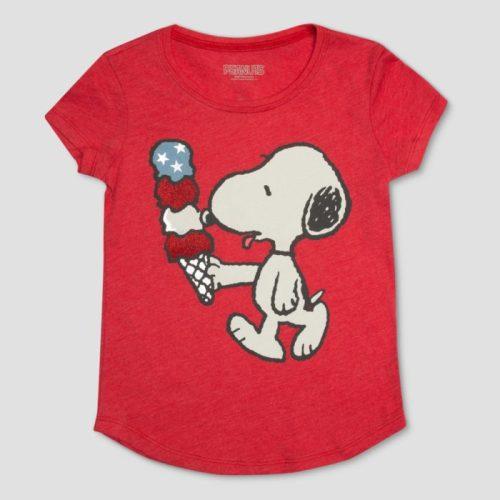 Snoopy Summer Shirts