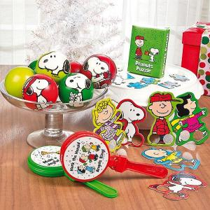 Peanuts Christmas Collectibles from Oriental Trading