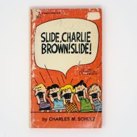Slide, Charlie Brown, Slide! Book